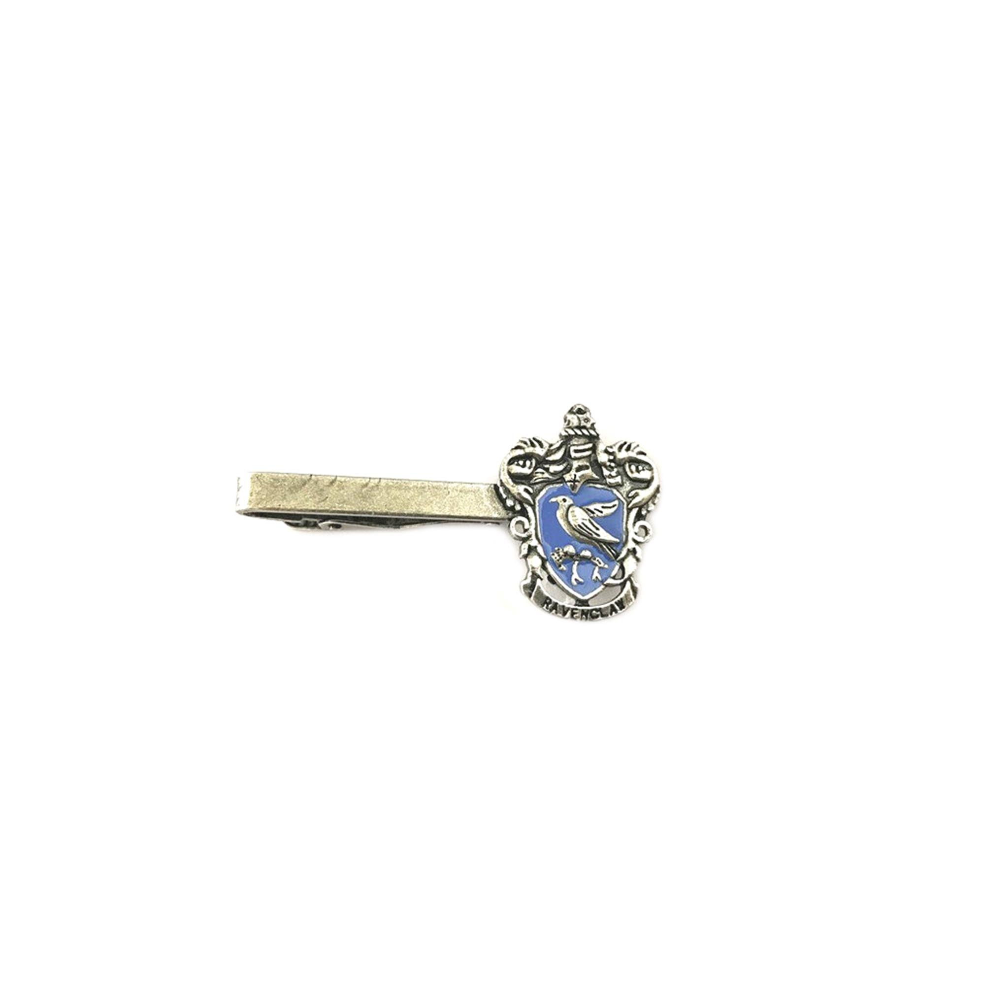Harry Potter Ravenclaw Crest Silver Tone Tie Bar w/Gift Box By Superheroes