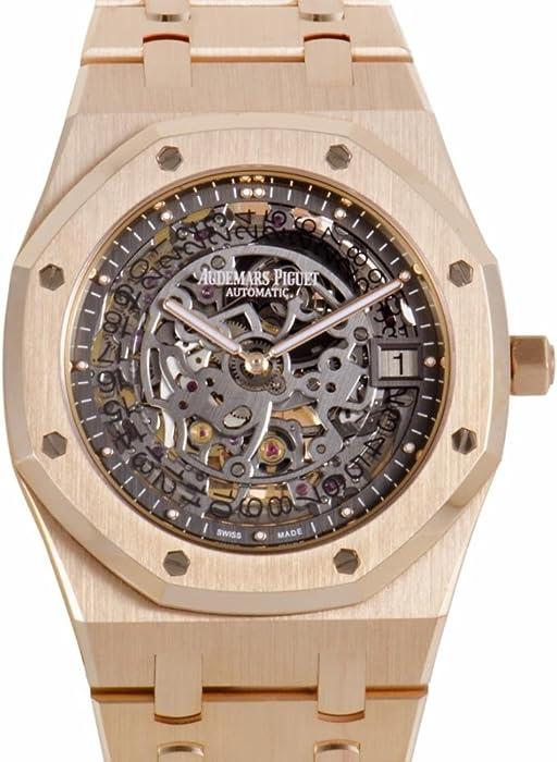 Audemars Piguet Royal Roble automatic-self-wind Mens Reloj 15204or. OO. 1240or. 01 (Certificado) de segunda mano