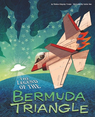 Read Online The Legend of the Bermuda Triangle (Legend Has It) pdf