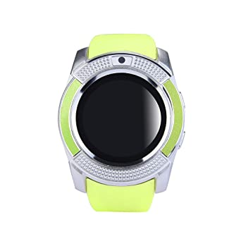 Amazon.com: Star_wuvi Smart Wrist Watch GSM 2G SIM Phone ...