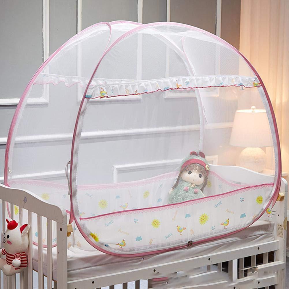 Mosquiteros para Beb/és Evitar Que Los Mosquitos Entren Cuna Cifrado Mosquiteros Sin Instalaci/ón Puerta Doble