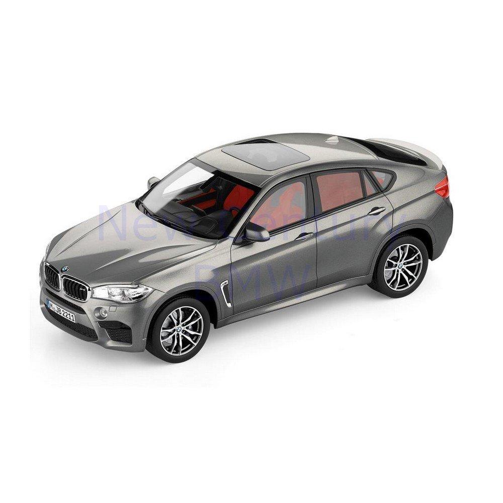 BMW X6 M (F86) modelo coche – 1: 18 Escala