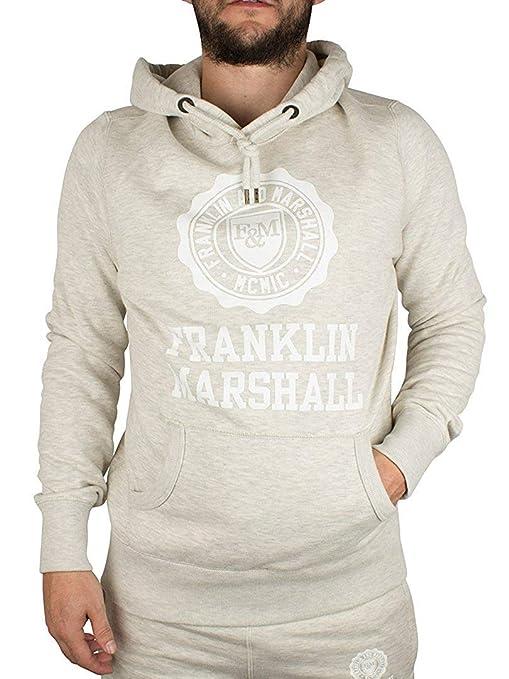 Franklin & Marshall - Chándal - para Hombre Original Grey 3XL ...