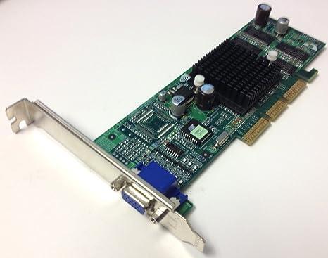 Nvidia - NVIDIA n8852 Ver. 2 agp-vga 32 MB Tarjeta de Video ...