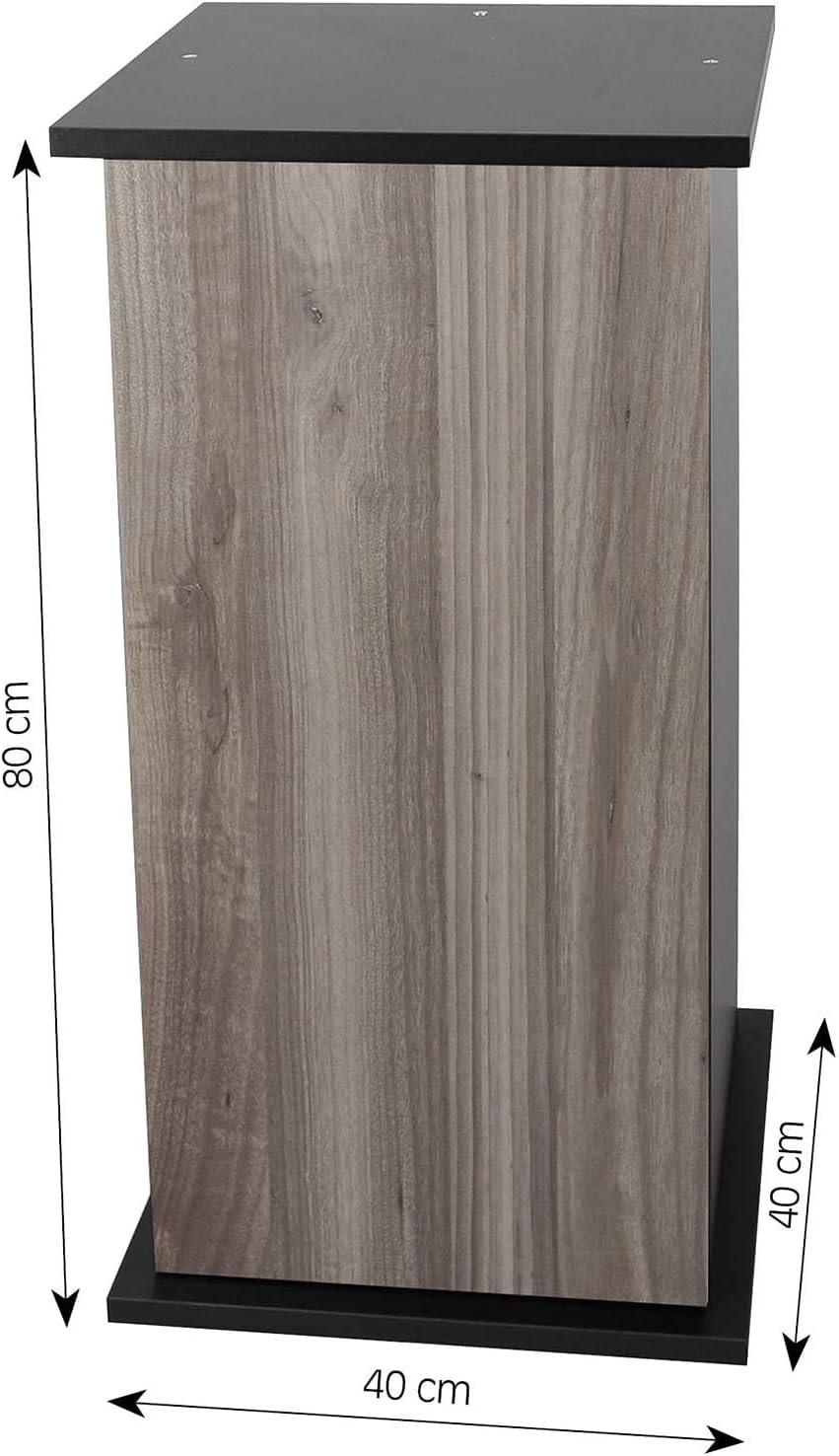 Sera Armario para Acuario 100 cm, con Puerta, 6 Colores Diferentes