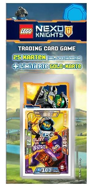 Lego Ninjago série 4 TCG cartes de collection carte Nº 23 Ultra Duel ña