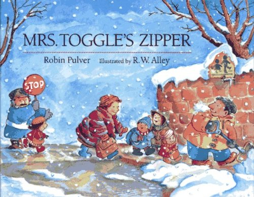 (Mrs. Toggle's Zipper by Robin Pulver (1990-03-31))