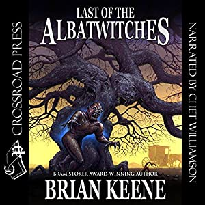 Last of the Albatwitches Audiobook