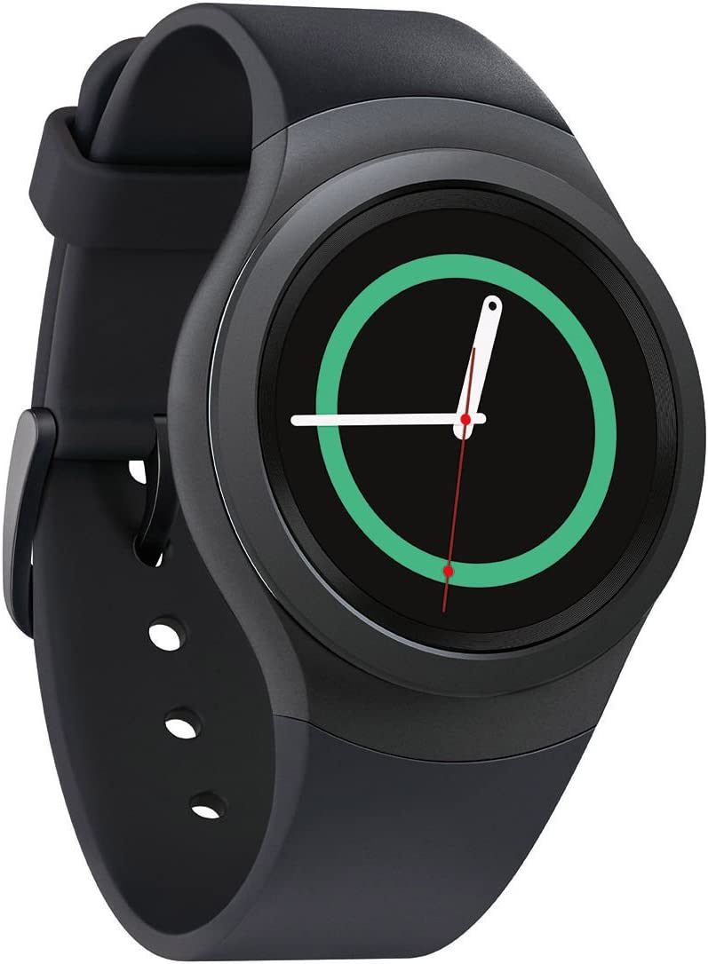 Samsung Gear S2 R730T Smartwatch (T-Mobile) - Black / Dark Gray