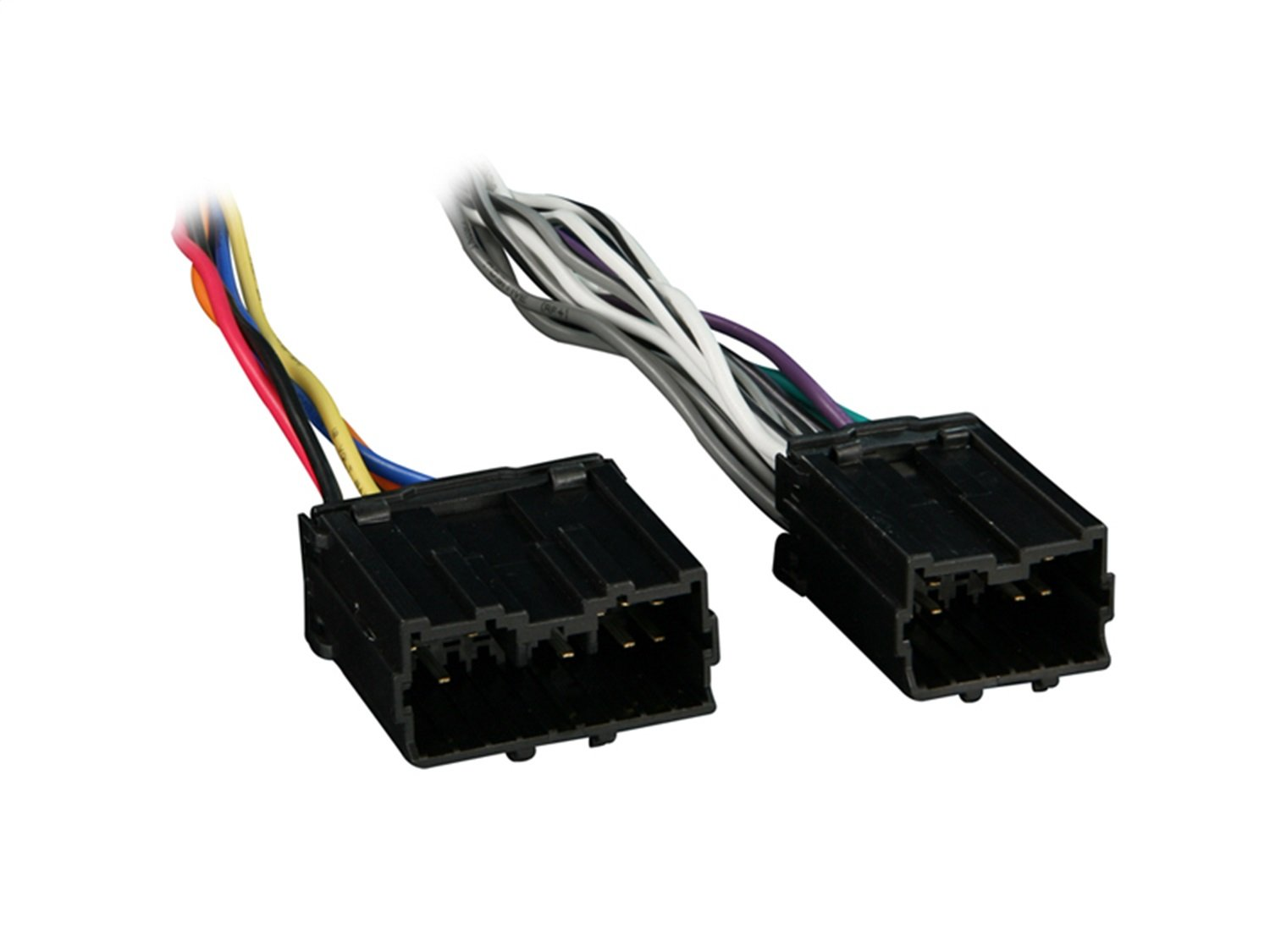 Metra 70 9220 Radio Wiring Harness For Volvo 93 08 Power 1985 Wire Diagram 4 Speaker Car Electronics