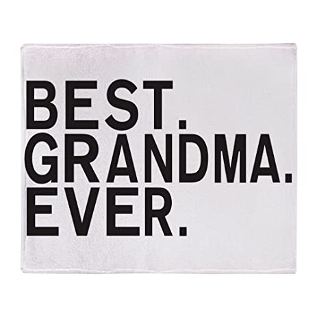 Amazon Stadium Throw Blanket Best Grandma Granny Grandmother Simple Grandmother Throw Blanket