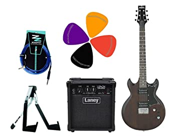 Ibanez Guitar Starter Pack guitarra eléctrica de Studio/Laney LX10/accesorios: Amazon.es: Instrumentos musicales