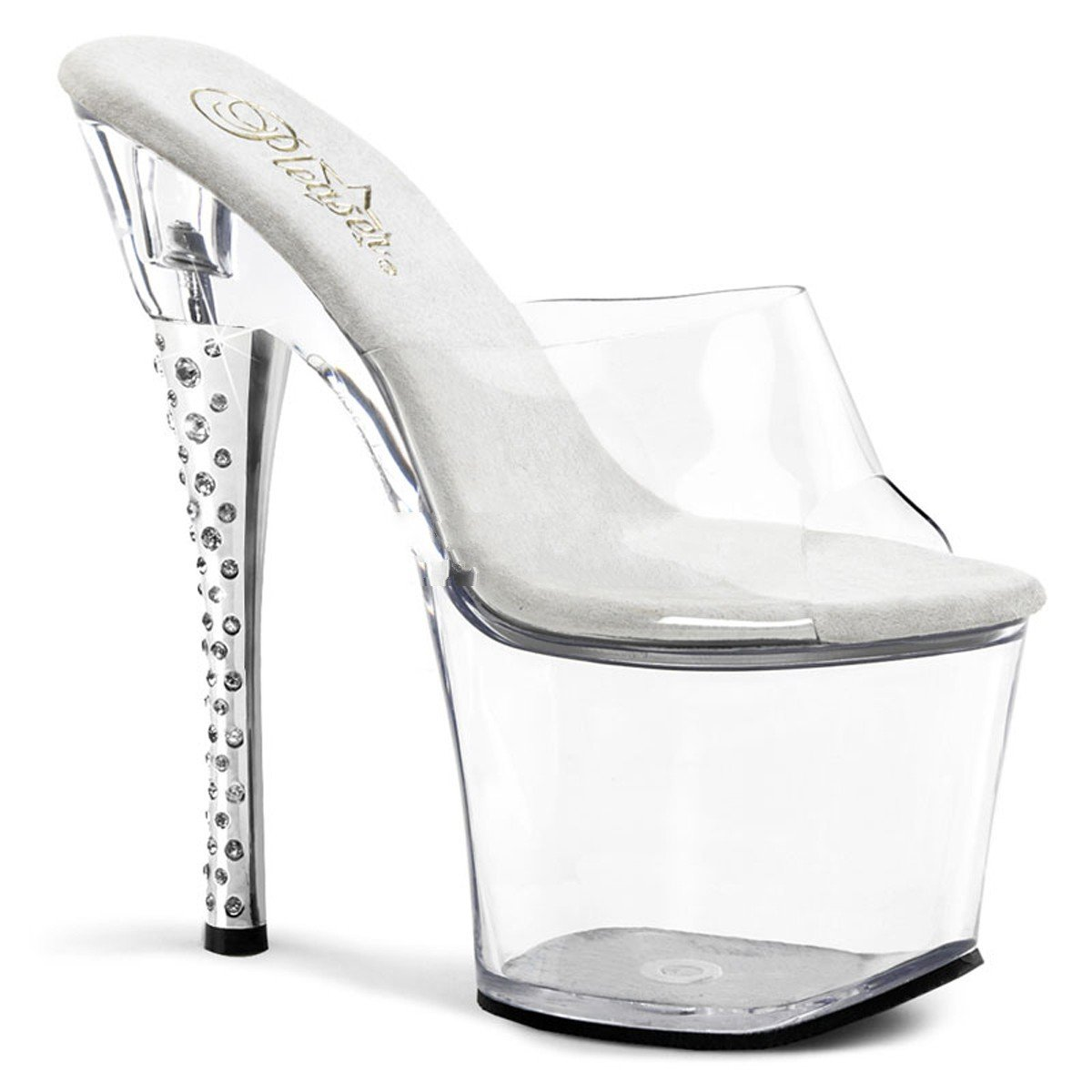 Pleaser DIAMOND-701 Damen Plateau High Heels