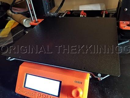 Amazon.com: Thekkiinngg Prusa MK3/S - Lámina de doble cara ...