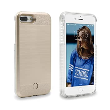 coque iphone 7 plus led