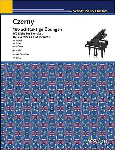 Livres téléchargeables gratuitement pour iphone Heures du matin Op.821 (160 Eight-bar exercices) --- Piano. 3795754755 PDF FB2 iBook