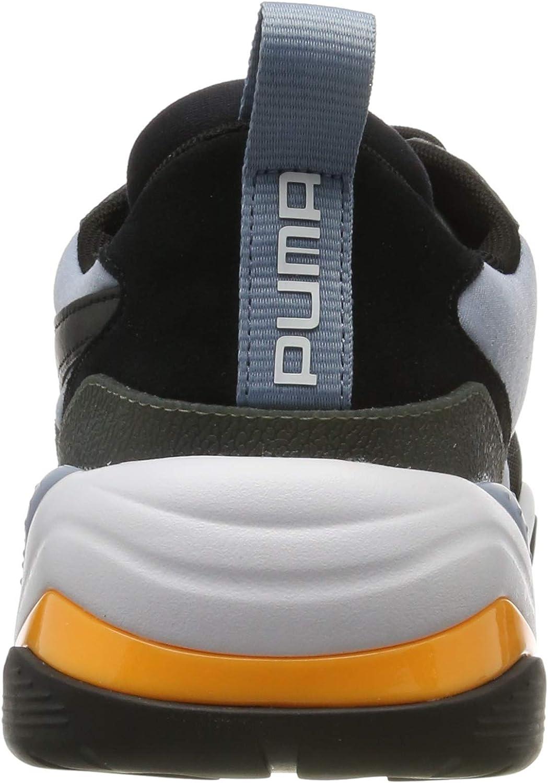 Puma Thunder Fashion 2.0, Baskets-mixte Adulte Noir Black Faded Denim White 05
