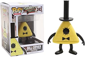 Funko POP Disney Gravity Falls Bill Cipher (Styles and Color may vary) Action Figure