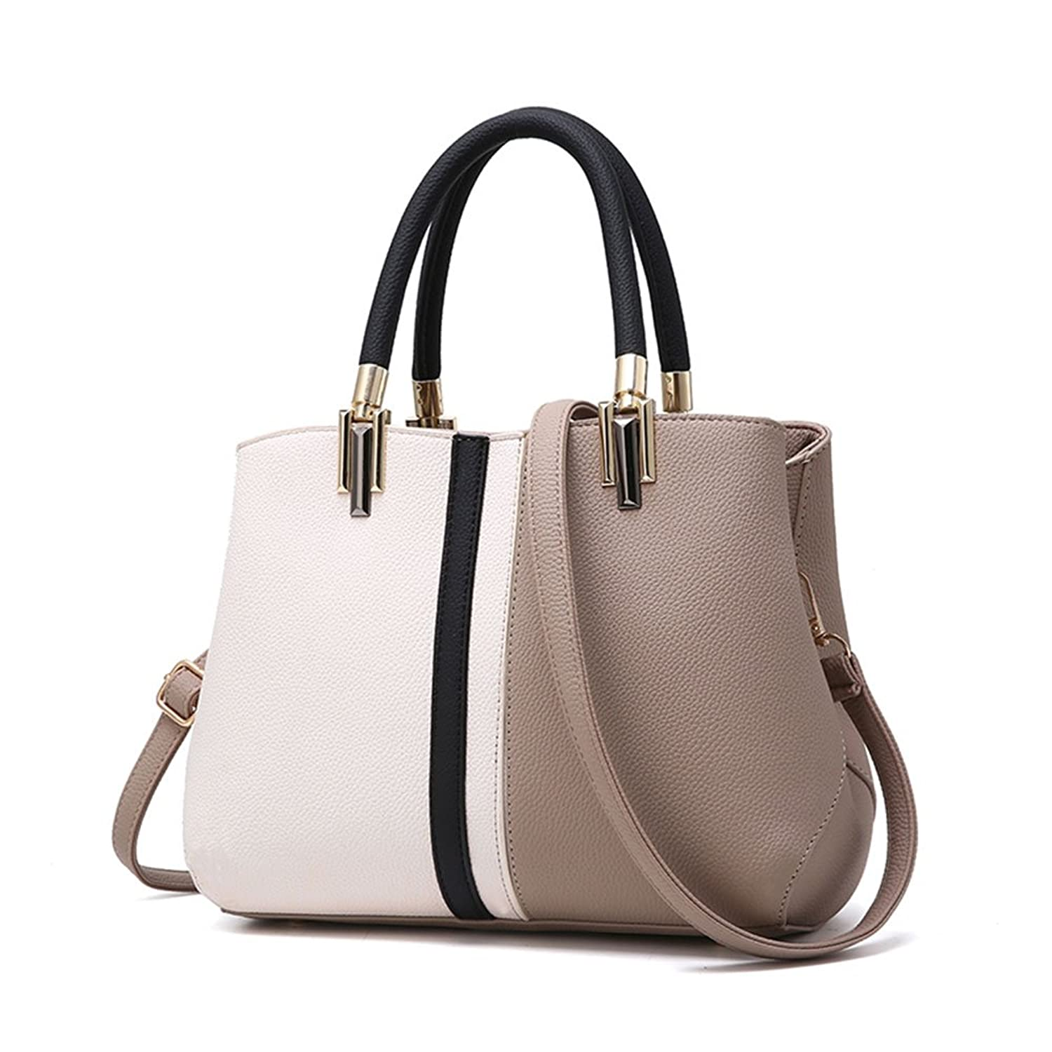 e7417239c658 Purses and Handbags for Women Top Handle Bags Leather Satchel Totes  Shoulder Bag From Nevenka