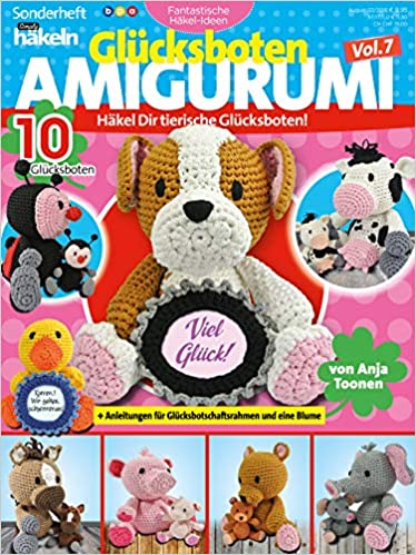 Simply Häkeln Fantastische Häkel Ideen Glücksboten Amigurumi Vol