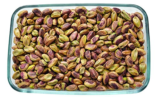 Price comparison product image Leeve Iran Plain Pistachios Kernal / Unsalted,  Un shell Pista - 800 Gms