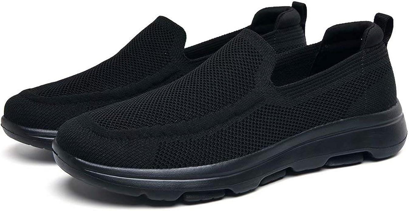 konhill Men's Slip on Loafers Walking