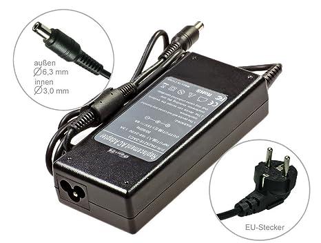 90W Alimentador Cargador Notebook AC Power compatible con Toshiba Satellite 2400 2400-S201 2400-S202 2400-S251 2400-S252 2450 2450-101 2450-114 ...