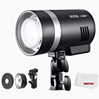 Godox AD300Pro AD300 Pro Outdoor Camera Flash Light Vedio Light 300Ws TTL 2.4G 1/8000 HSS z baterią 2600 mAh do aparatu…