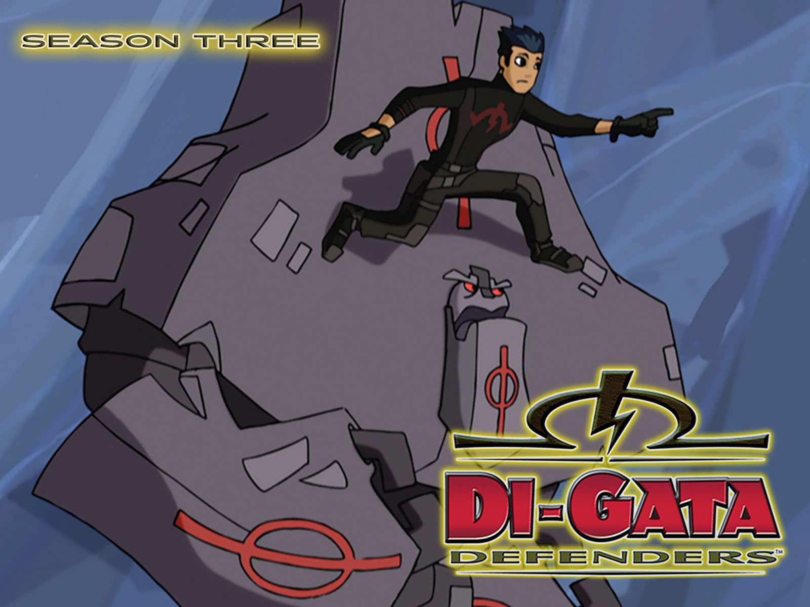 Di-Gata Defenders on Amazon Prime Video UK