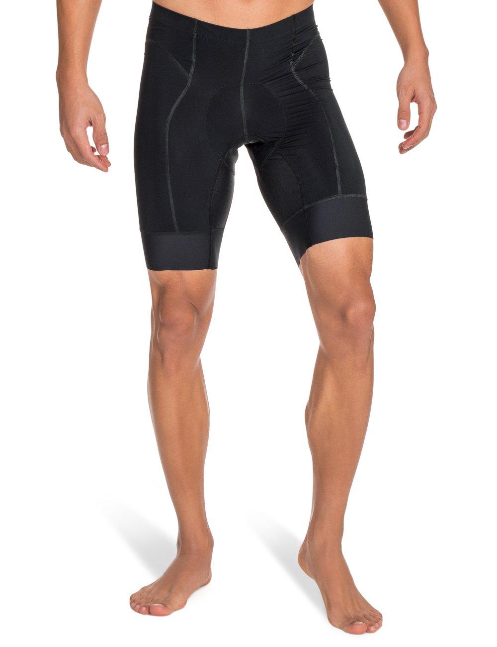 Skins Herren Bib Shorts Cycle Mens, Schwarz, XL, C85001053