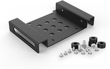 ORICO Adaptador de montaje de 2,5 / 3,5 pulgadas HDD / SSD de ...