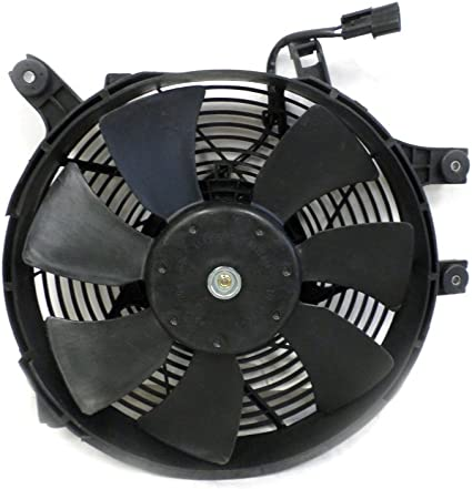A-C condensador Ventilador Asamblea – mr513487 98 – 04 Mitsubishi Montero Sport: Amazon.es: Coche y moto
