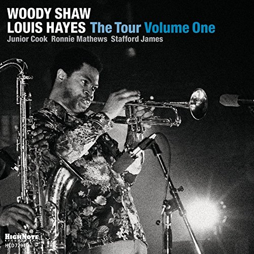 Woody Shaw  - The Tour - Volume One cover