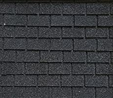 3 tab shingles blue dollhouse miniature roofing black square asphalt shingles architectural vs tab