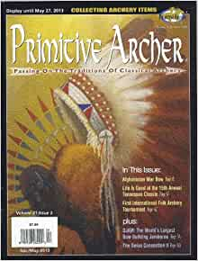PRIMITIVE ARCHER magazine Volume 10 complete 2002 4 issues bow arrow archery!