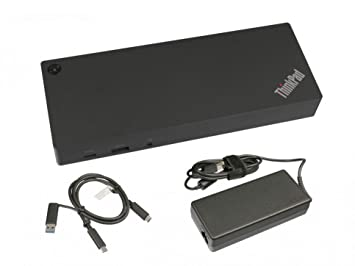 Lenovo USB-C/USB 3.0 replicador de Puertos Incl. 135W ...