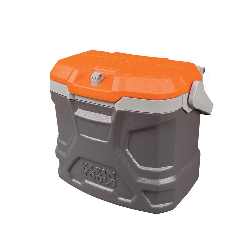 Lunch Box, Insulated Cooler Tote Has 9-Quart Capacity and Seats up to 300 Pounds Klein Tools 55625 by Klein Tools (Image #3)