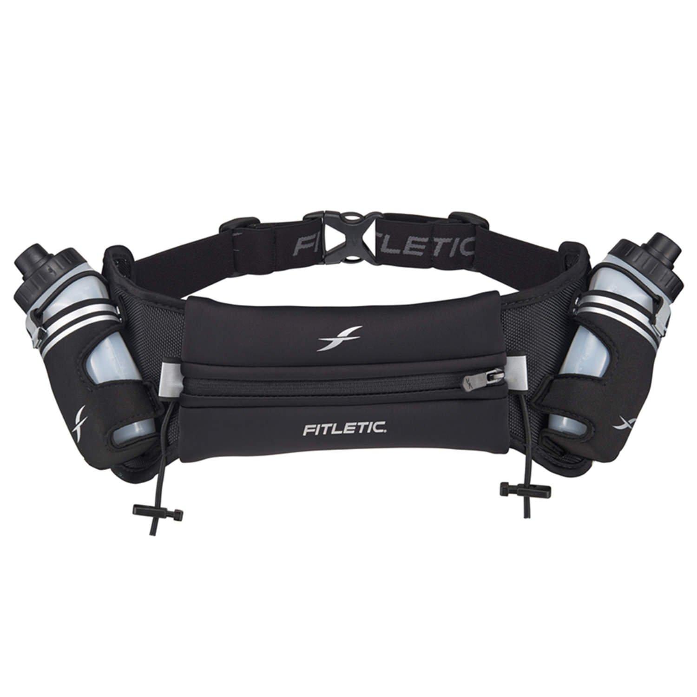 Fitletic Hydration Belt L/XL Black