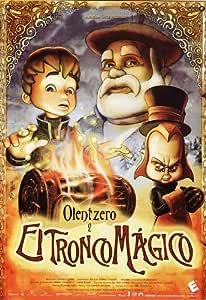 Olentzero y el tronco magico (DVD)animacionref: 58490