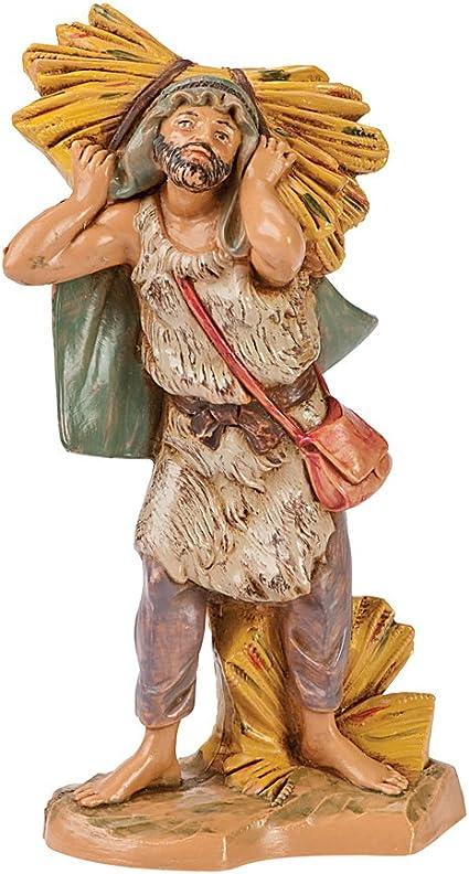 Fontanini 5-Inch Josiah The Bagpiper from Bethlehem