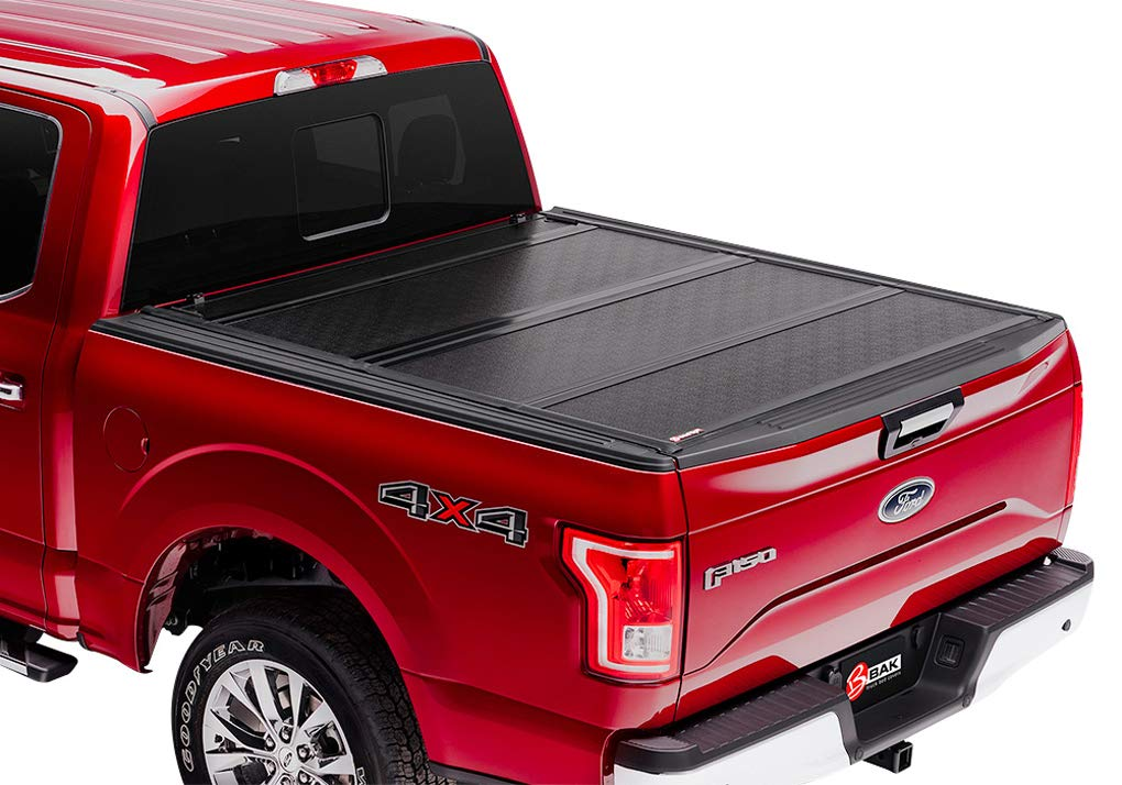 BAK Industries BAKFlip G2 Hard Folding Truck Bed Cover 226327 2015-18 Ford F150 6' 6'