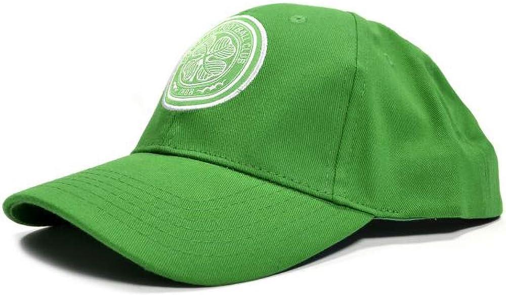 Celtic FC - Gorra (Talla Única) (Verde/Blanco): Amazon.es: Ropa y ...