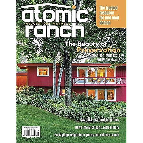 Atomic Ranch Magazine Subscription Engaged Media
