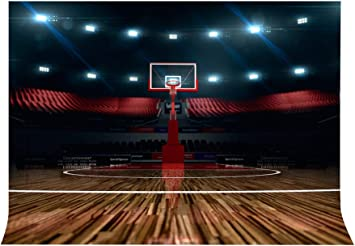 Amazon Com Lylycty High End Basketball Court Background Indoor Photography Backdrop Sports Club Studio Photo Backdrop Props 7x5ft Room Mural Backdrop Pb579 Camera Photo
