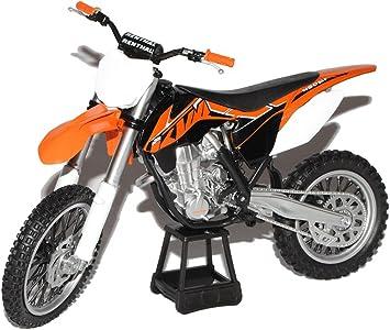 New Ray K T M 450 Sx F Dirt Bike Enduro 1 10 Modell Motorrad Modell Auto Spielzeug