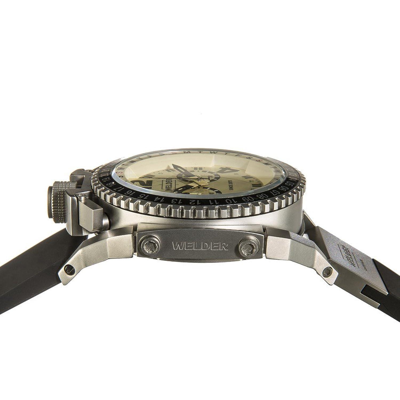 Welder Herren-Armbanduhr K39-2405