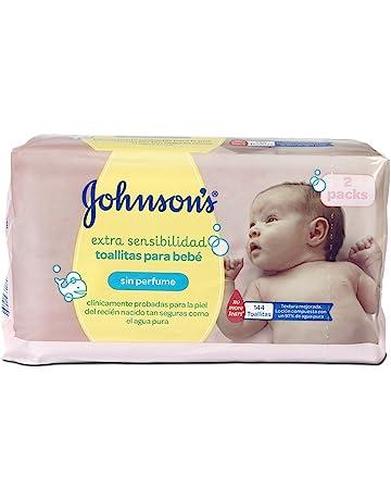 Johnsons Baby Toallitas Bebé Sensitive - 2 Pack