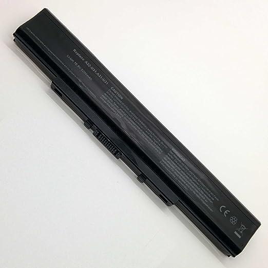 Batería Nueva Compatible para Portátiles ASUS A32-U31 Li-Ion 10,8v 5200mAh: Amazon.es: Electrónica