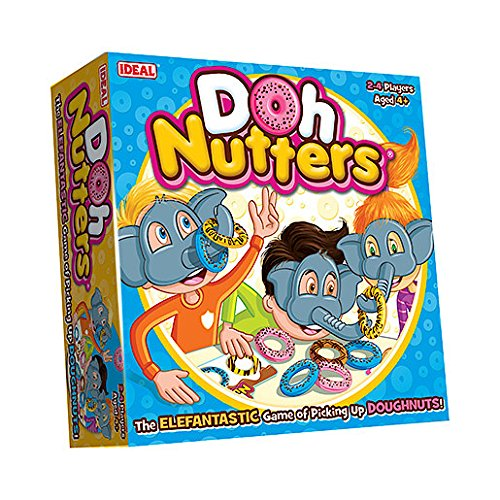 John Adams Doh Nutters Game from Ideal 10347