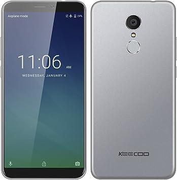 KEECOO P11 Smartphone Libres con 5,7 Pulgadas HD IPS Pantalla (18 ...